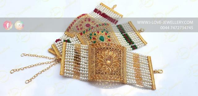 kalai bracelet - adult kalai bracelet - wholesale Pakistani jewellery - bespoke Pakistani jewellery