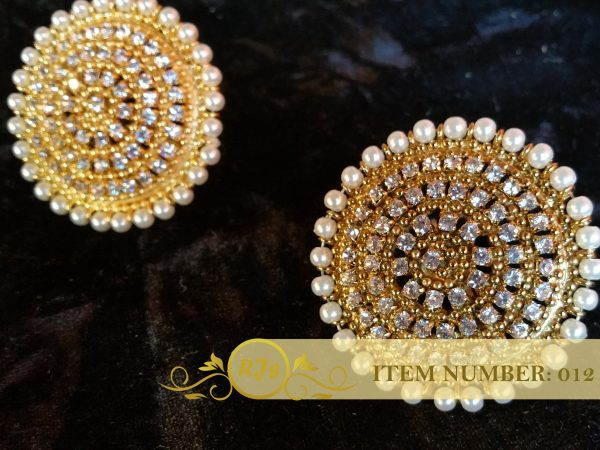 Indian Pakistani rings collection - Fashion rings - golden pearl ring - casual rings - bridal rings - wholesale Pakistani jewellery - bespoke Pakistani jewellery
