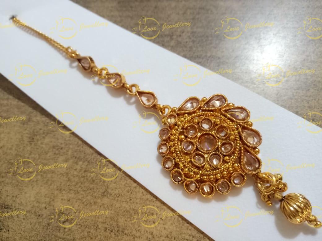 Tikka - collection of Indian Pakistani tikka jhoomars - wholesale Pakistani jewellery - bespoke Pakistani jewellery