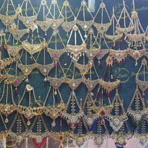 Tikka jhoomars- collection of Indian Pakistani tikka jhoomars - wholesale Pakistani jewellery - bespoke Pakistani jewellery