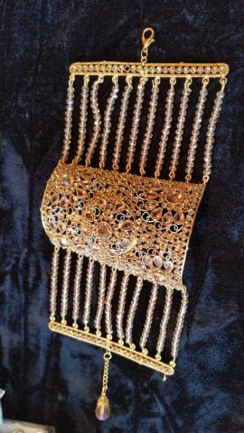 kalai bracelet - golden kalai bracelet - wholesale Pakistani jewellery - bespoke Pakistani jewellery